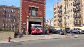FIRE DEPARTMENT OF JERSEY CITY NEW JERSEY (2015)