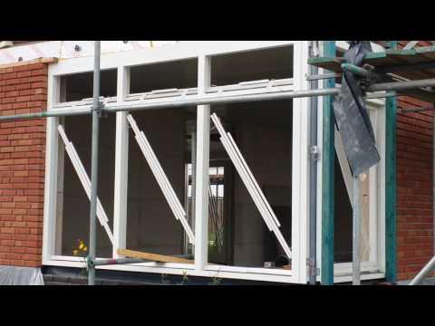 Enkel Glas Vervangen Door Dubbel Glas.Glas Vervangen In Aluminium Kozijn Verbouwkosten