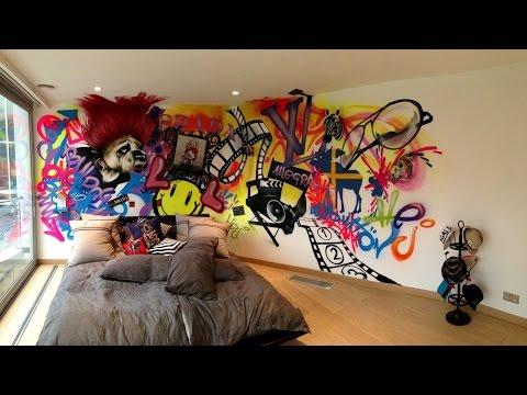 Bedroom Sets | Graffiti Bedroom Sets | Inspirations For You