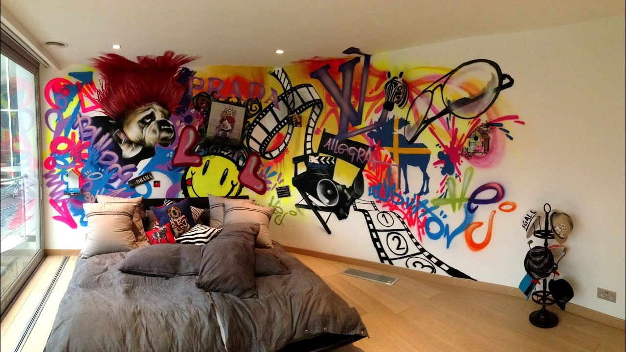 Bedroom Sets Graffiti Bedroom Sets Inspirations For You Youtube