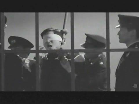 『  閲覧注意  』 結構怖い 死刑執行場面 Execution scene 일본의 사형 집행
