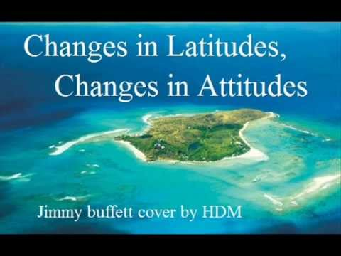 CHANGES IN LATITUDES ALBUM CHORDS by Jimmy Buffett ...