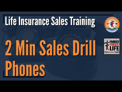 phones---2-min-sales-drill---life-insurance-sales-training-with-family-first-life