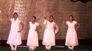 """Thanuvu Naadidigo""Telugu christian song by ELIM church YOUTH"