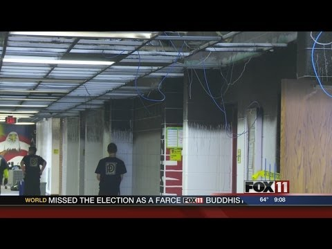 Update on Oconto High School fire clean up