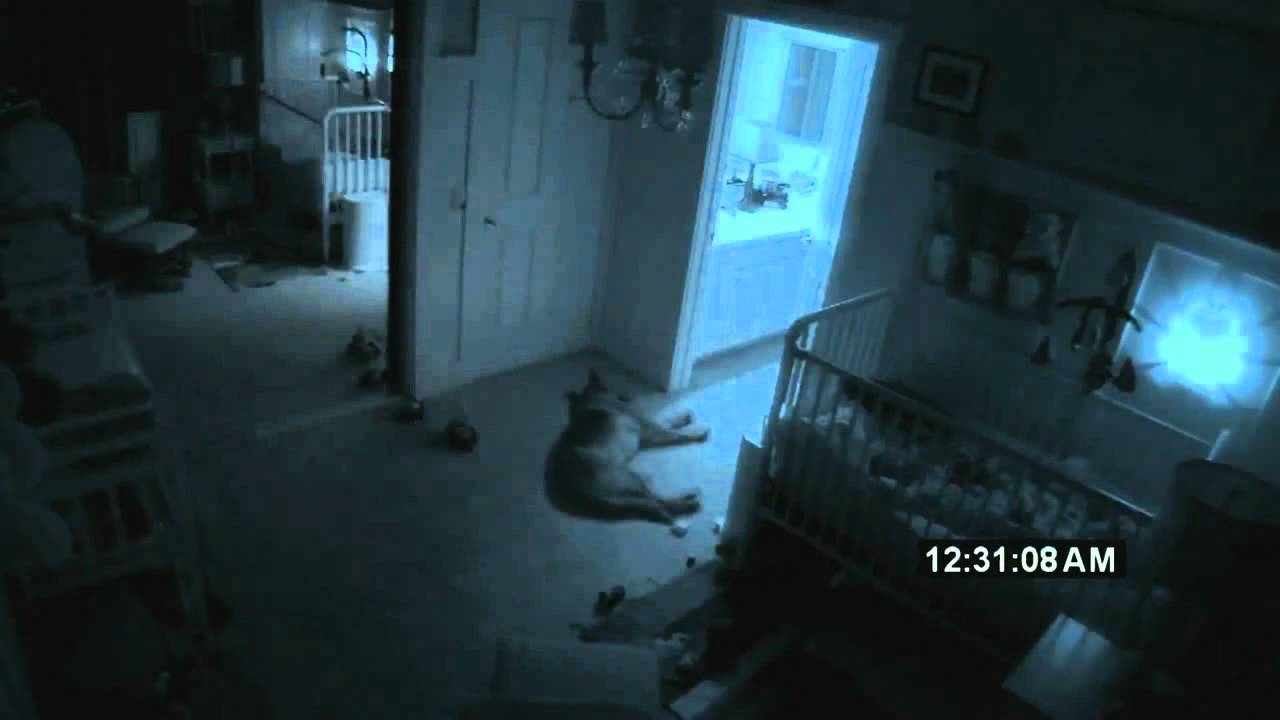 Trailers Actividad paranormal 0123 HD  YouTube