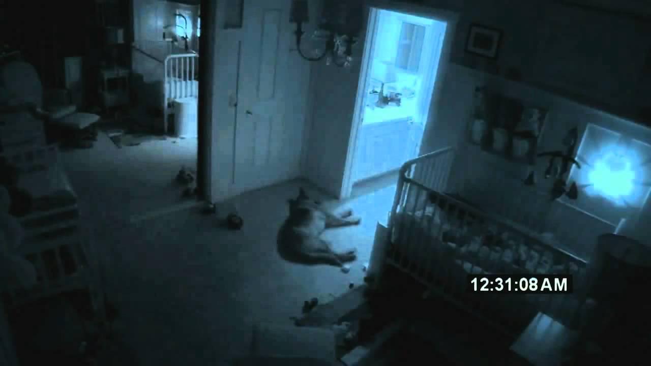 Trailers Actividad paranormal 0123 HD  YouTube