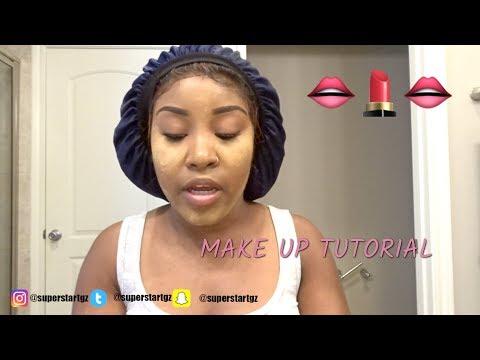 MAKE-UP TUTORIAL: Full Face Make Up