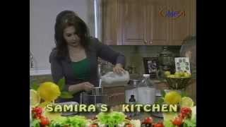 Samira's Kitchen Episode # 18 Leg Of Lamb Roast, Rice With Nuts And Raisins, Creme Caramel