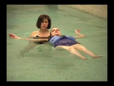 The Better Part - Pool Therapy in Spinal Cord Injury