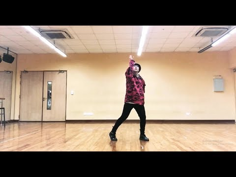 [CHOREOGRAPHY] BTS JUNGKOOK (방탄소년단) 'EUPHORIA' Dance Practice