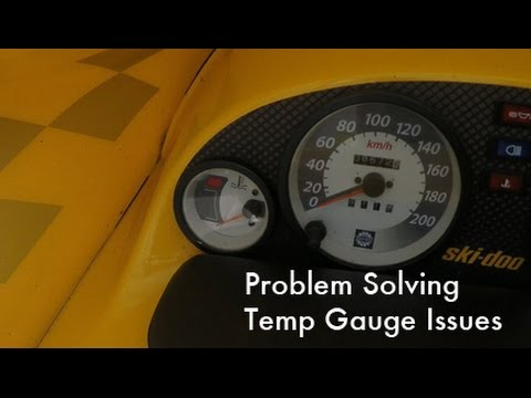temperature gauge wiring diagram dna structure labeled problem solving a defective s2e 1 youtube