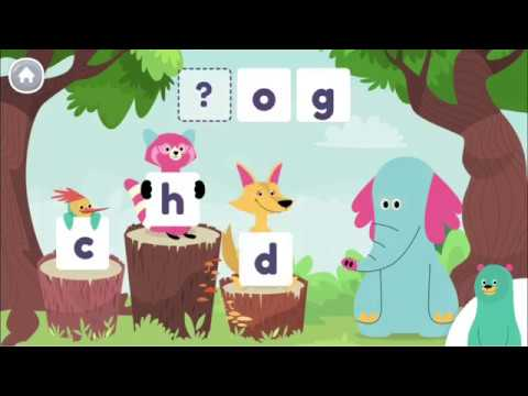 Khan Academy Kids: Free educational games & books - Apps on
