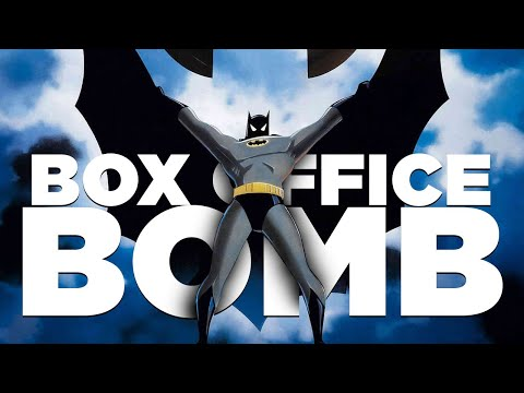 Batman: Mask of the Phantasm - Beloved Box Office Bomb