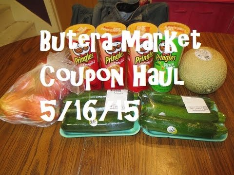 Butera Market Coupon Haul 5/16/15 ~ Great Organic Deals