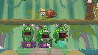 Snail Bob 8: Island Story - Walkthrough ( Levels 11 - 20 )