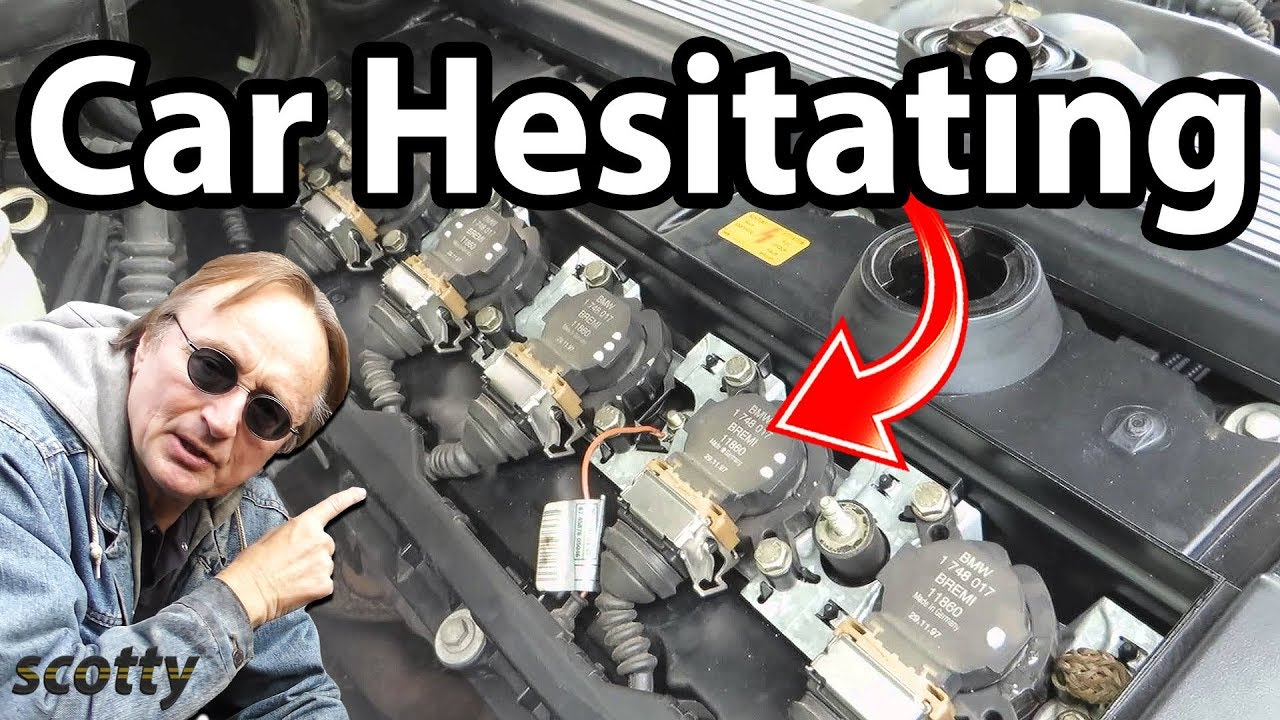 How To Stop Car Hesitation Spark Plugs And Ignition Coil