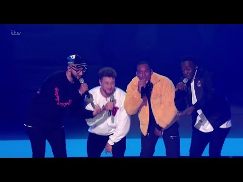 "Rak-Su NAILED It With Original ""Mamacita"" Let´s GO  Shows Week 1  The X Factor UK"