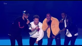 "Rak-Su NAILED It With Original ""Mamacita"", Let´s GO! Live Shows Week 1 | The X Factor UK 2017"