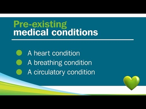 Travel insurance for pre-existing medical conditions │LV=