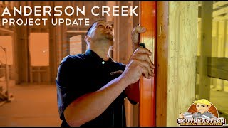Anderson Creek NC Project Update