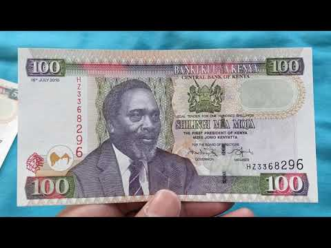 Kenyan Shilling (Part 1)