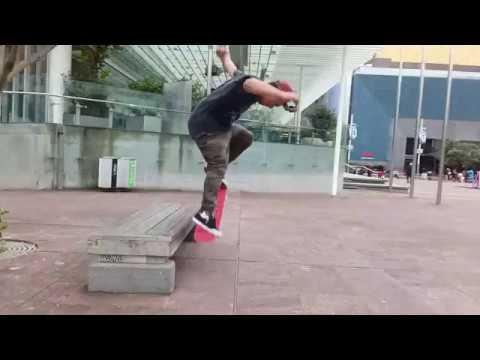 Eskate - Auckland clips