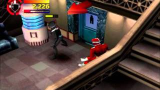 Lets play Power Rangers Lightspeed Rescue PSX Episode-1-Operation Lightspeed