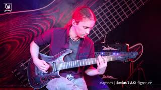 mayones setius ak1 7 acle kahney signature tesseract dystopia playthrough