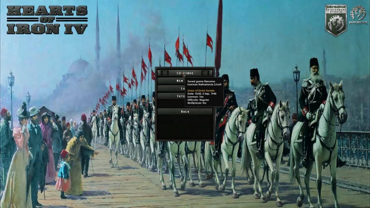 HOI4 Emperor Of The World Mod Review