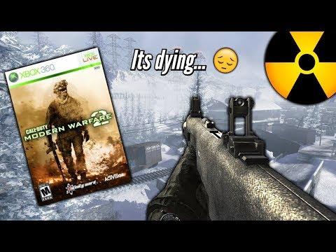 Modern Warfare 2 Is Almost Completely Dead... 😔
