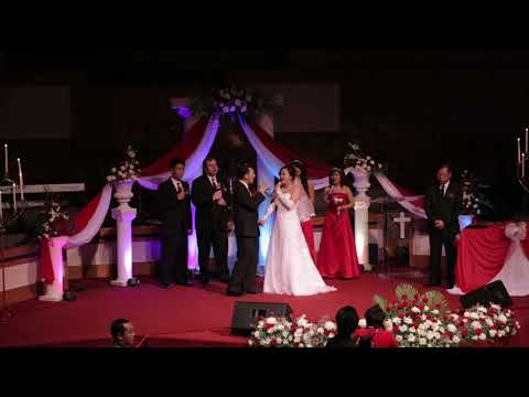 NL Sangpi & Zam Dim Wedding - From This Moment