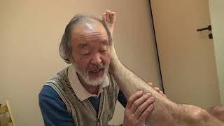 110.무릎 뒤 안쪽 통증 4년간, 스본을 통한 원인과 스도로써 4,5번 해서 재발 없는 완치