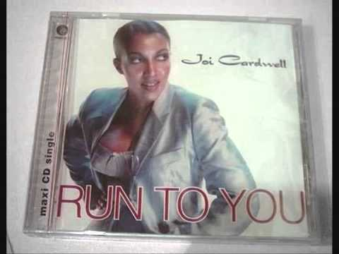 Joi Cardwell - Run To You (Eddie Baez Vs Dezrock Vocal Club)