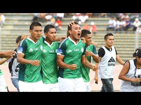 Goles Los Caimanes - FBC Melgar 16-03-14