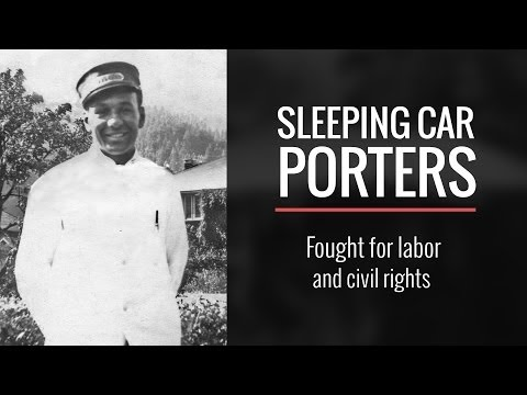 Black Strathcona: Sleeping Car Porters