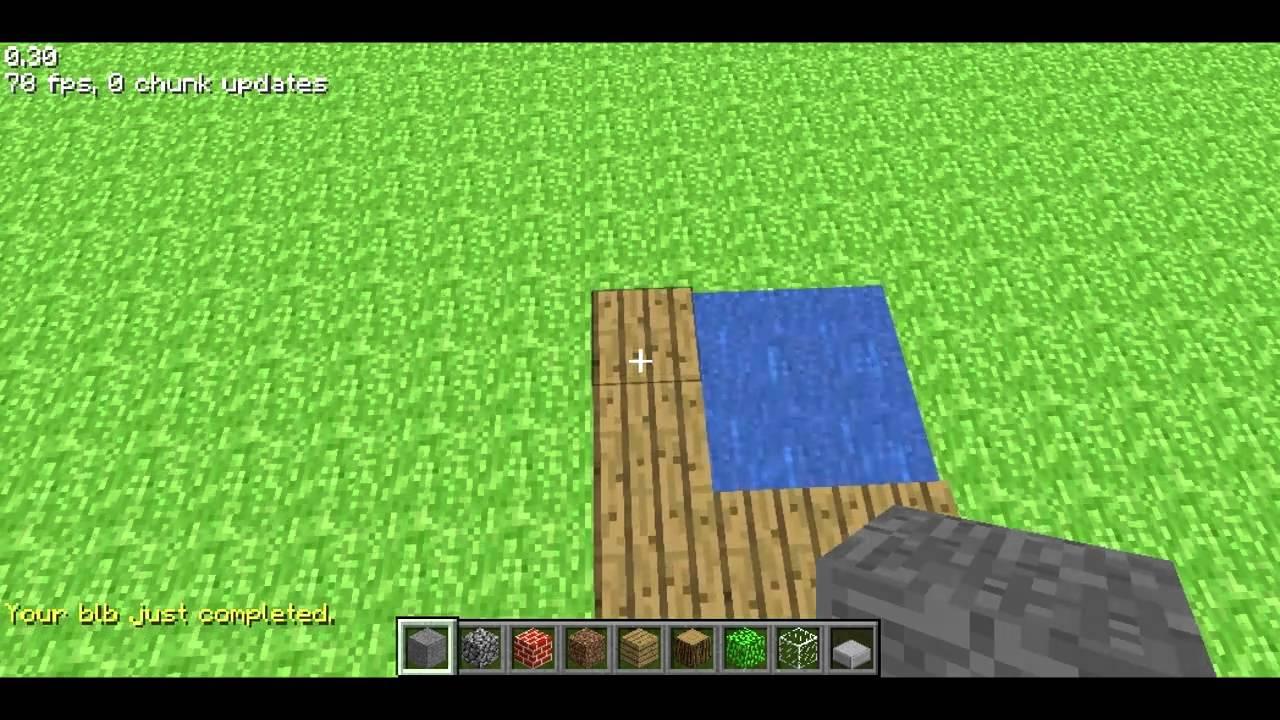 Minecraft Classic Basic commands YouTube