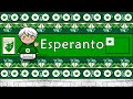 The Sound of the Esperanto language (Numbers, Greetings & Story)
