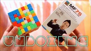 cubing classroom mf7s 7x7 unboxing   moyu
