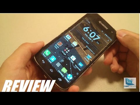 REVIEW: Kyocera Hydro Icon - Waterproof Android Phone!