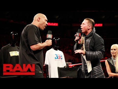"LaVar Ball takes over ""Miz TV"": Raw, June 26, 2017"