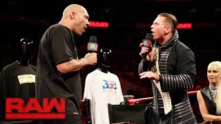 "LaVar Ball takes over ""Miz TV"": Raw, Ju..."