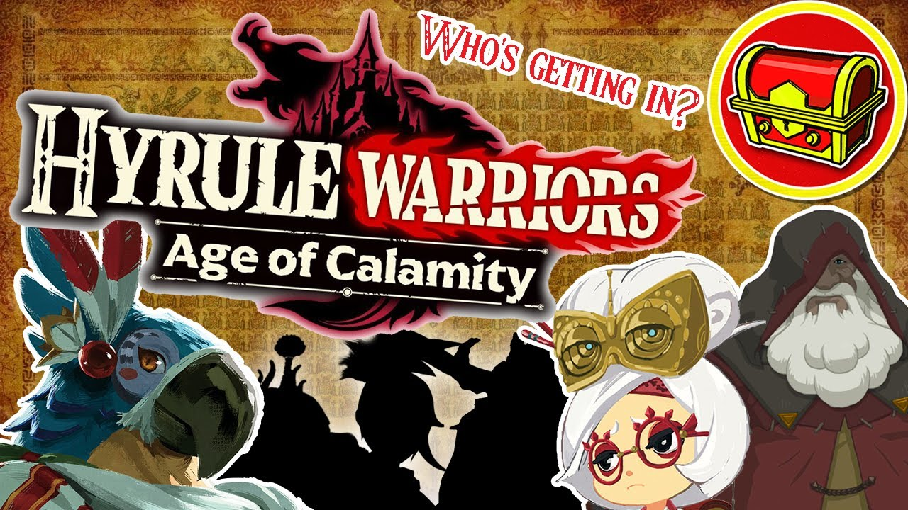 Top 15 Playable Characters for Hyrule Warriors: Age of Calamity - The Hidden Chest