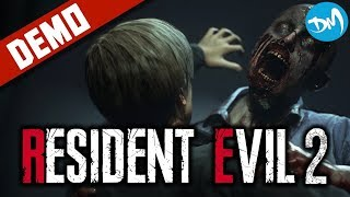 RESIDENT EVIL 2 REMAKE FULL ONE SHOT DEMO & ENDING ( PC )