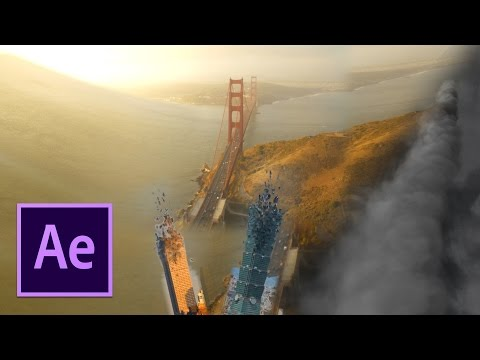 After Effects Scraps Compilation (Tsunami, Tornado, Collapsing Buildings and more!)
