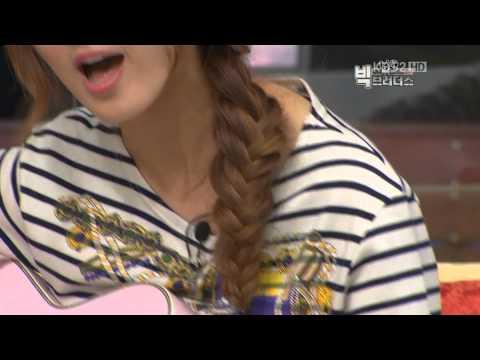 110921 서현 Seohyun - Speak Now (LIVE) @ Big Brother