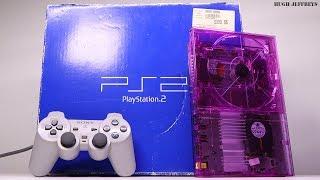 Transparent Purple PlayStation 2 Transformation