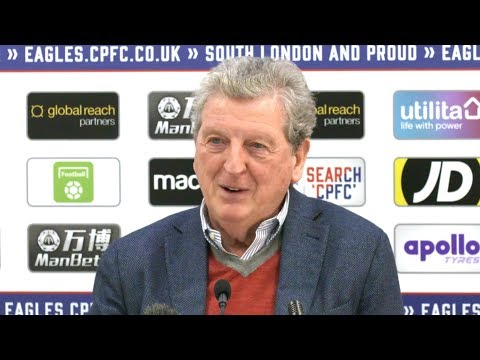 Roy Hodgson Full Pre-Match Press Conference - Crystal Palace v Manchester United - Premier League