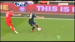 اهداف مباراة ليفربوول 1-0 ومانشستريونايتد في الدوري الانجليزي اليوم 1\9\2013
