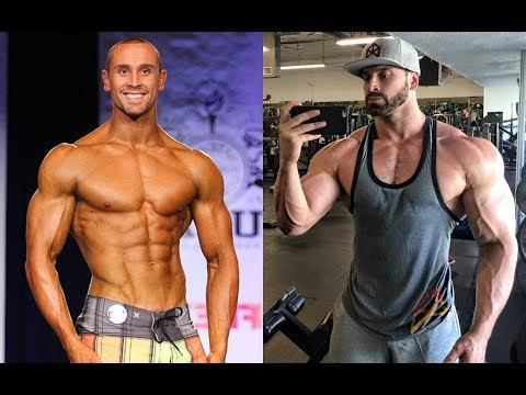 The Reason Bradley Martyn Doesn't Compete Anymore